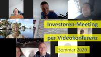 Investoren Konferenz